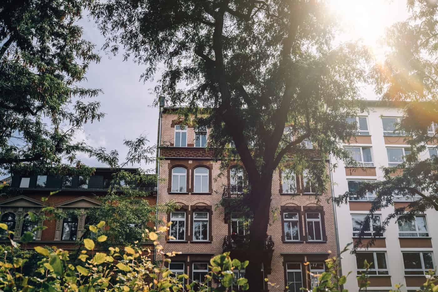 Mainz - Sehenswürdigkeiten, schönste Ecken, Essens- & Insider Tipps: Rund um den Gartenfeldplatz in der Mainzer Neustadt