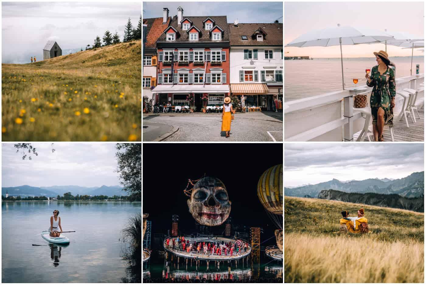 Bregenz zur Zeit der Bregenzer Festspiele – Tipps, Ausflugsziele & Aktivitäten