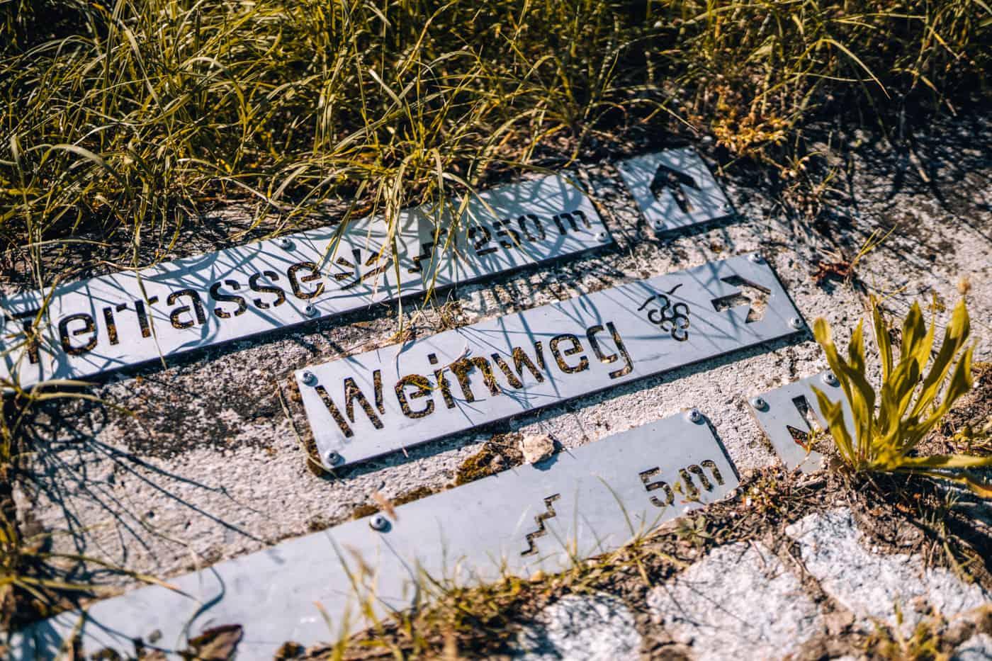 Ausflugsziele Stuttgart: #4 - Weinweg Fellbach