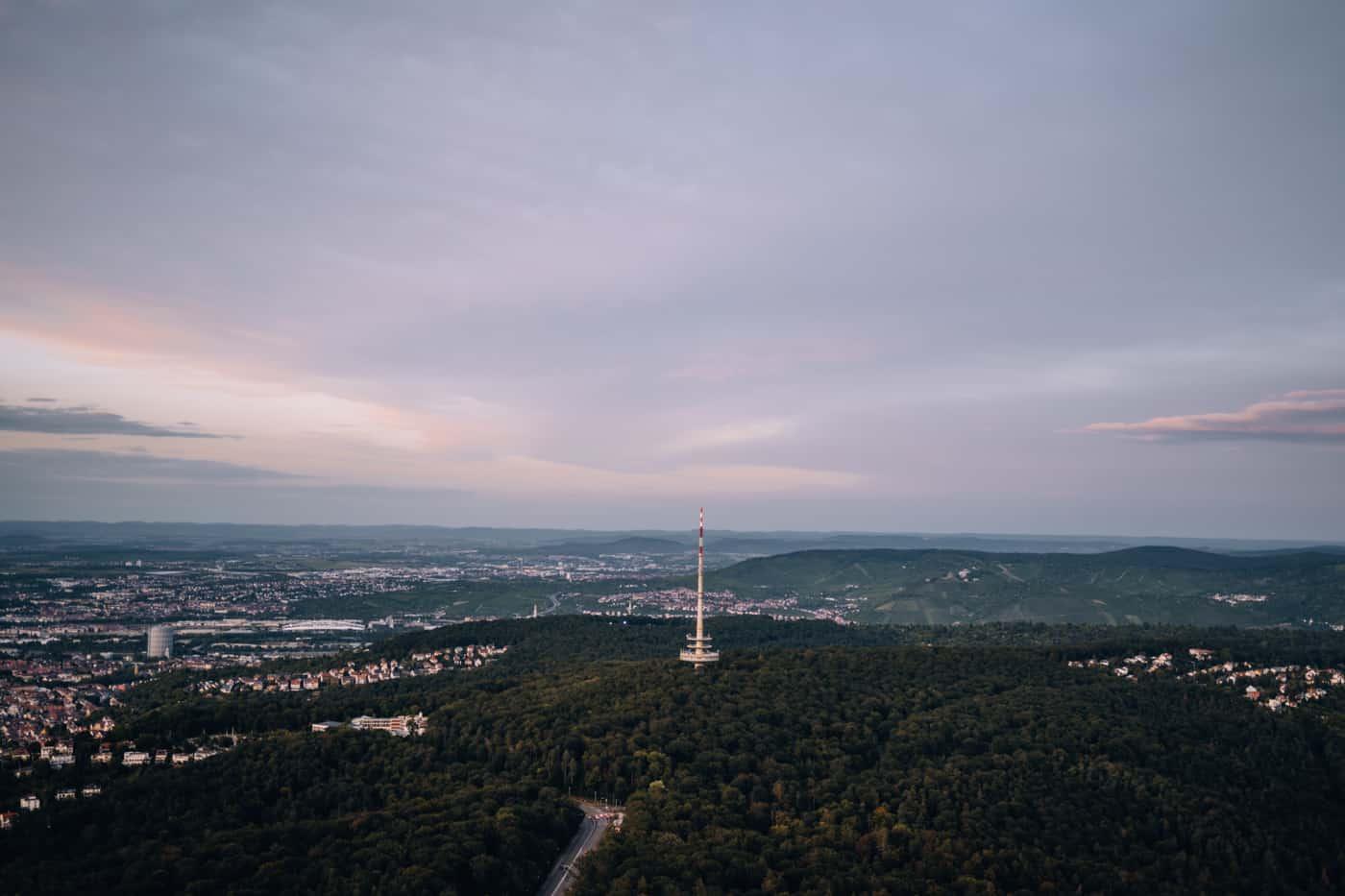 Ausflugsziele Stuttgart: #10 -Stuttgarter Fernsehturm & Hoher Bopser