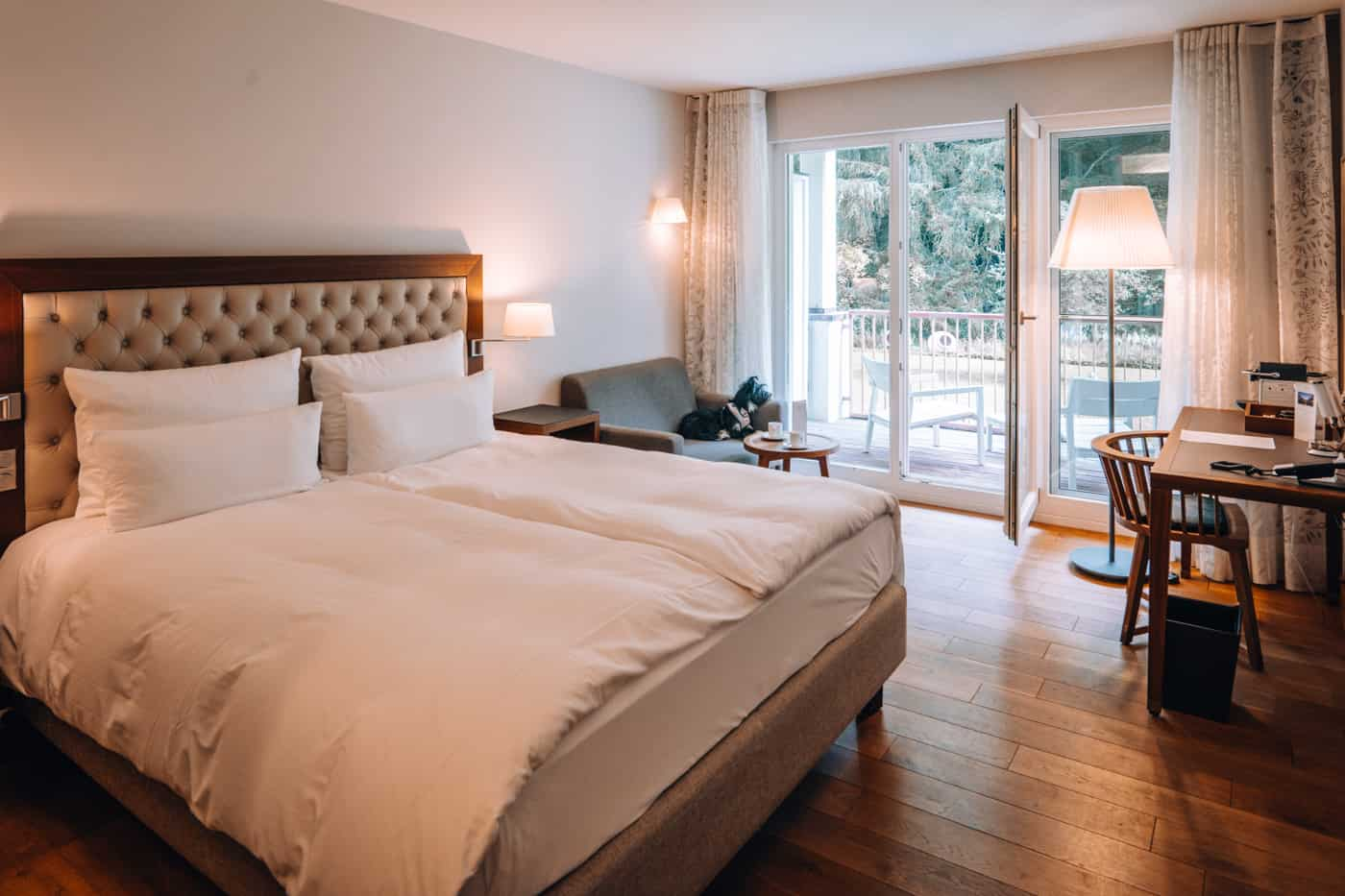 Ausflugsziele Stuttgart - Hoteltipp: Das Waldhotel Stuttgart