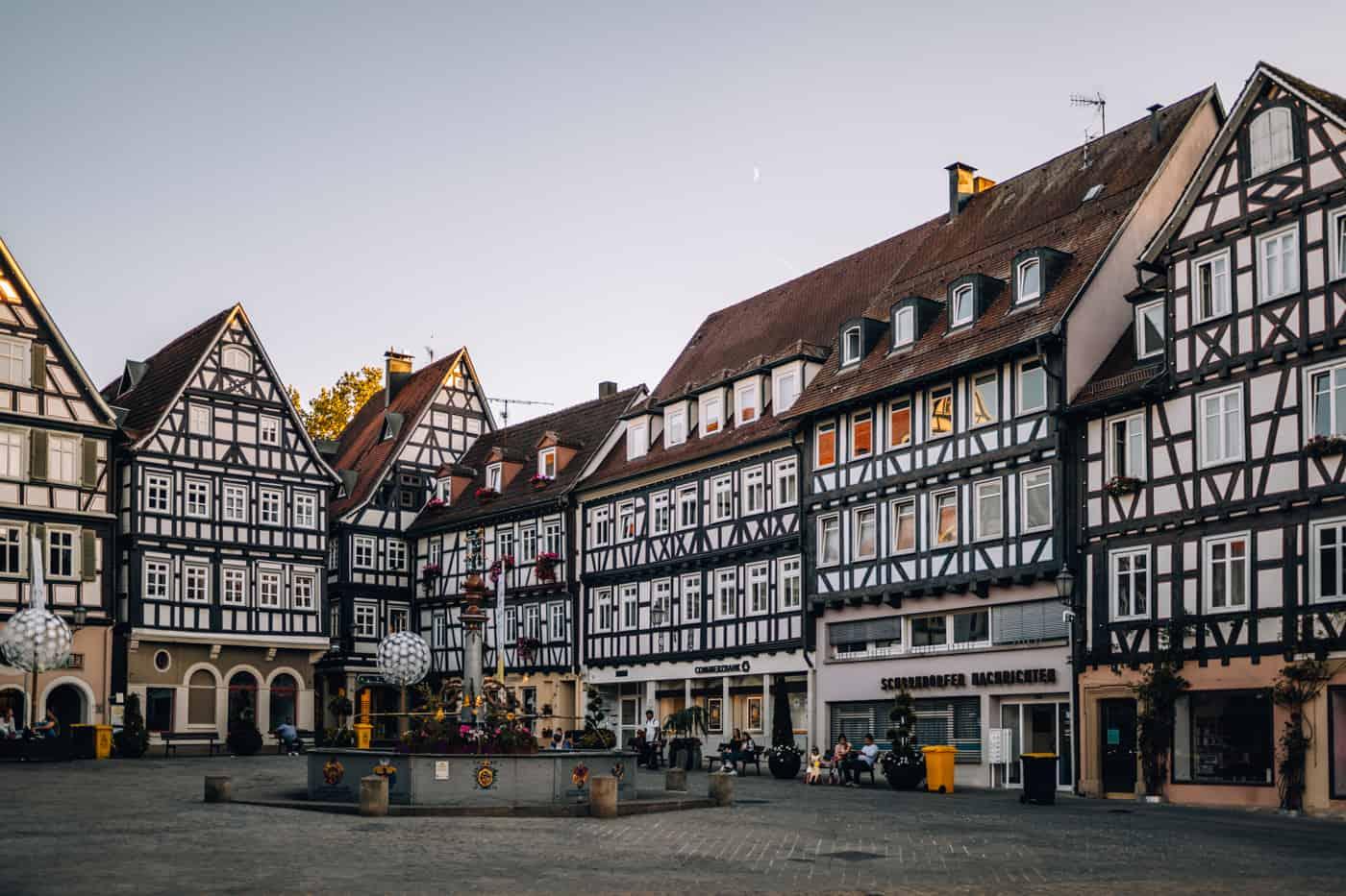 Ausflugsziele Stuttgart: #6 - Grafenberg in Schorndorf