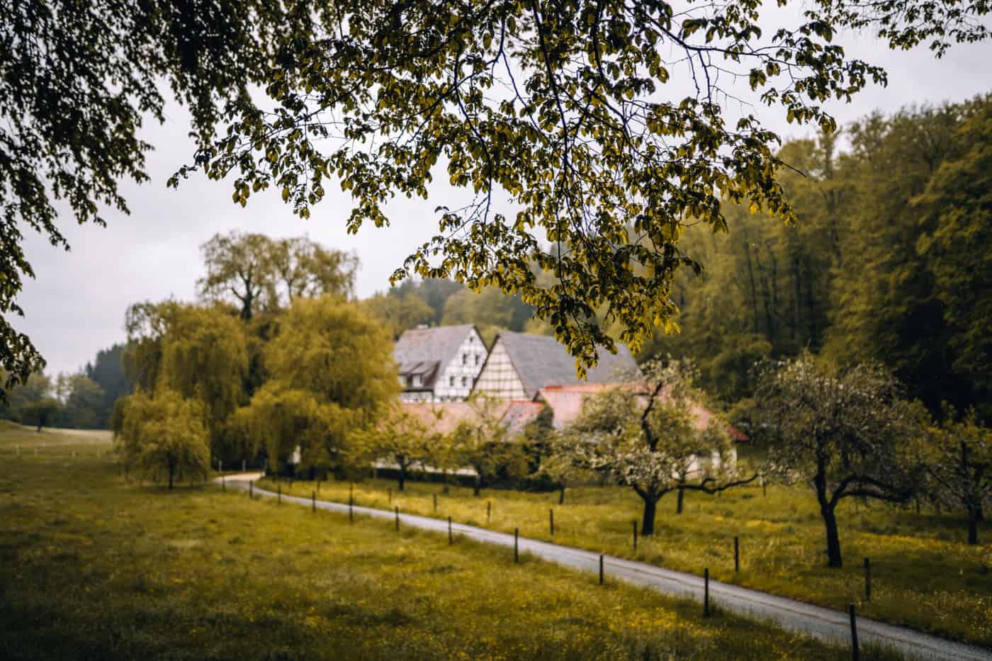 Ausflugsziele Stuttgart: #9 - Siebenmühlental Rundwanderung