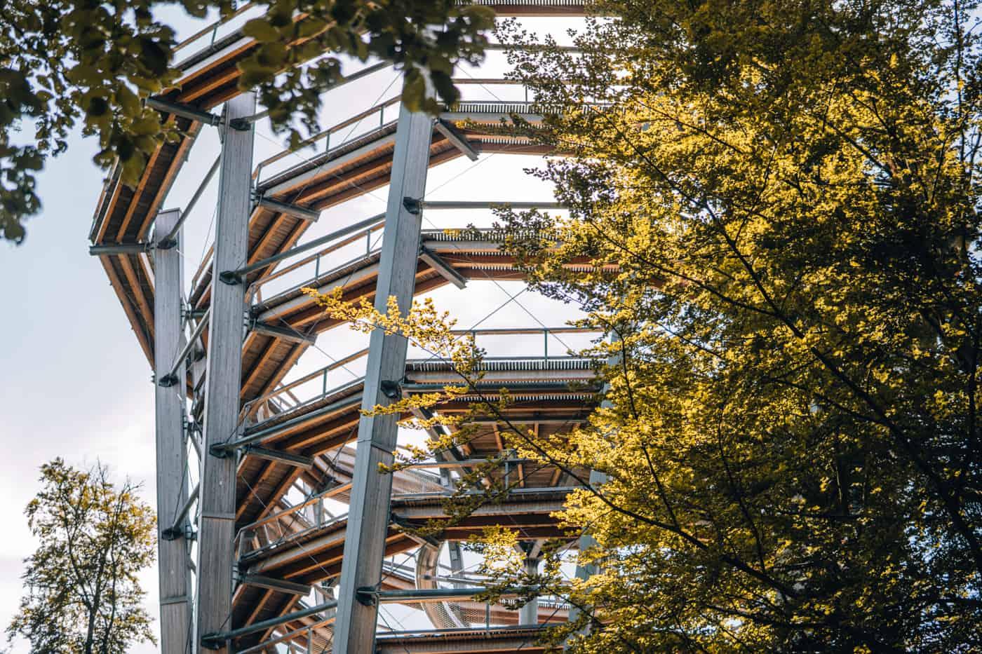 Ausflugsziele Stuttgart: #8 - Auf den Sommerberg bei Bad Wildbad