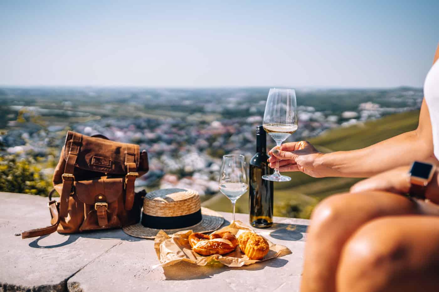 Ausflugsziele Stuttgart: #5 - Weinbaulehrpfad Beutelsbach