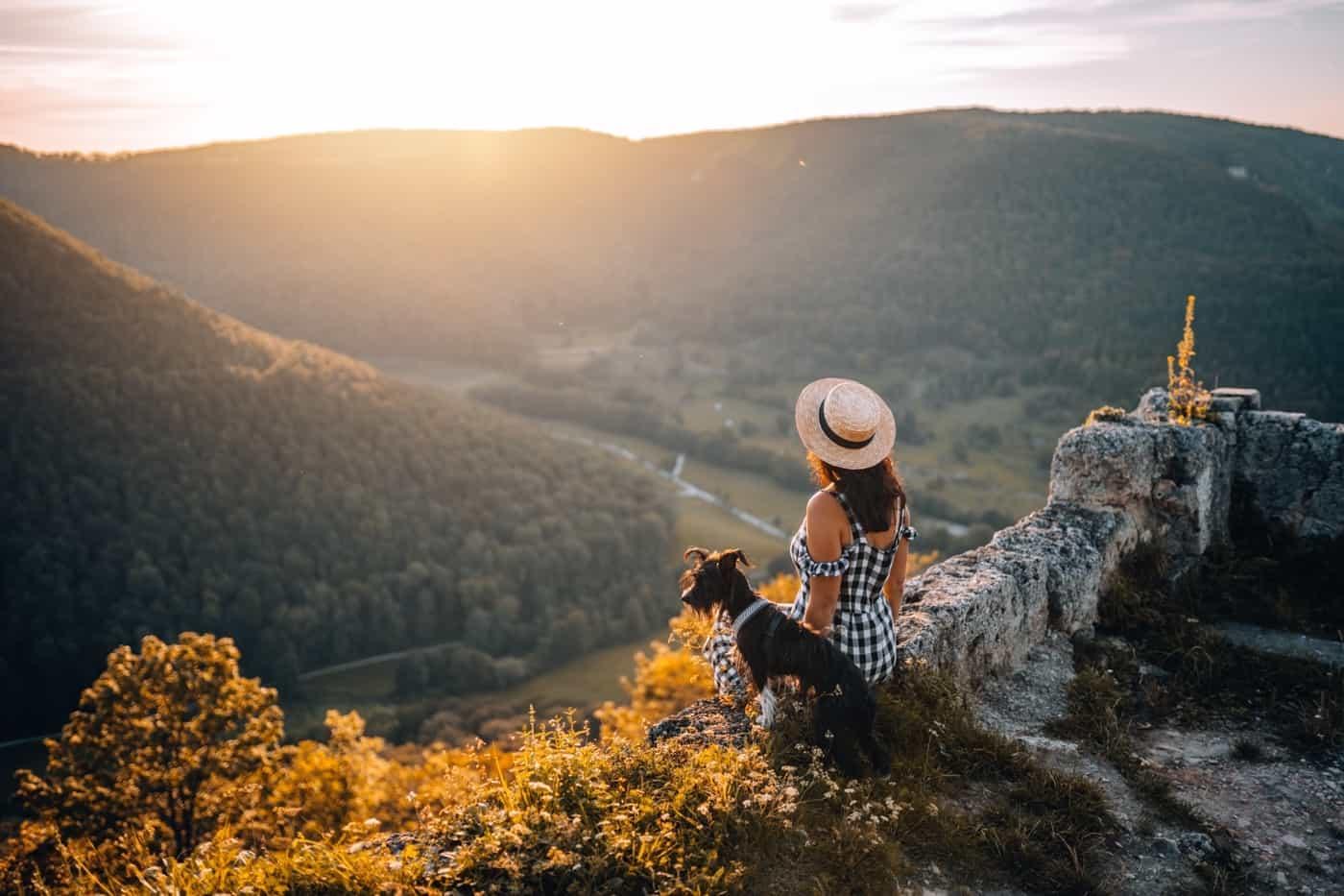 10 tolle Ausflugsziele rund um Stuttgart mit Aussicht (& Hund)