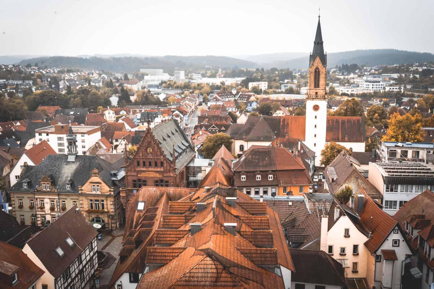 Bretten im Kraichgau – Sehenswürdigkeiten, Wandern, Essens- & Insider Tipps