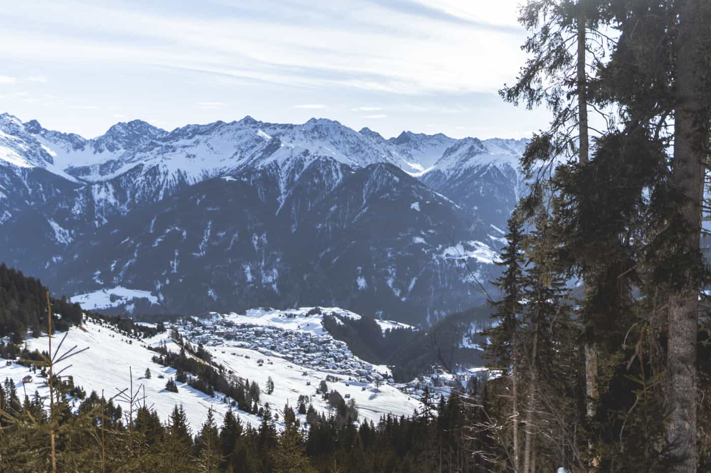 Serfaus-Fiss-Ladis Winter