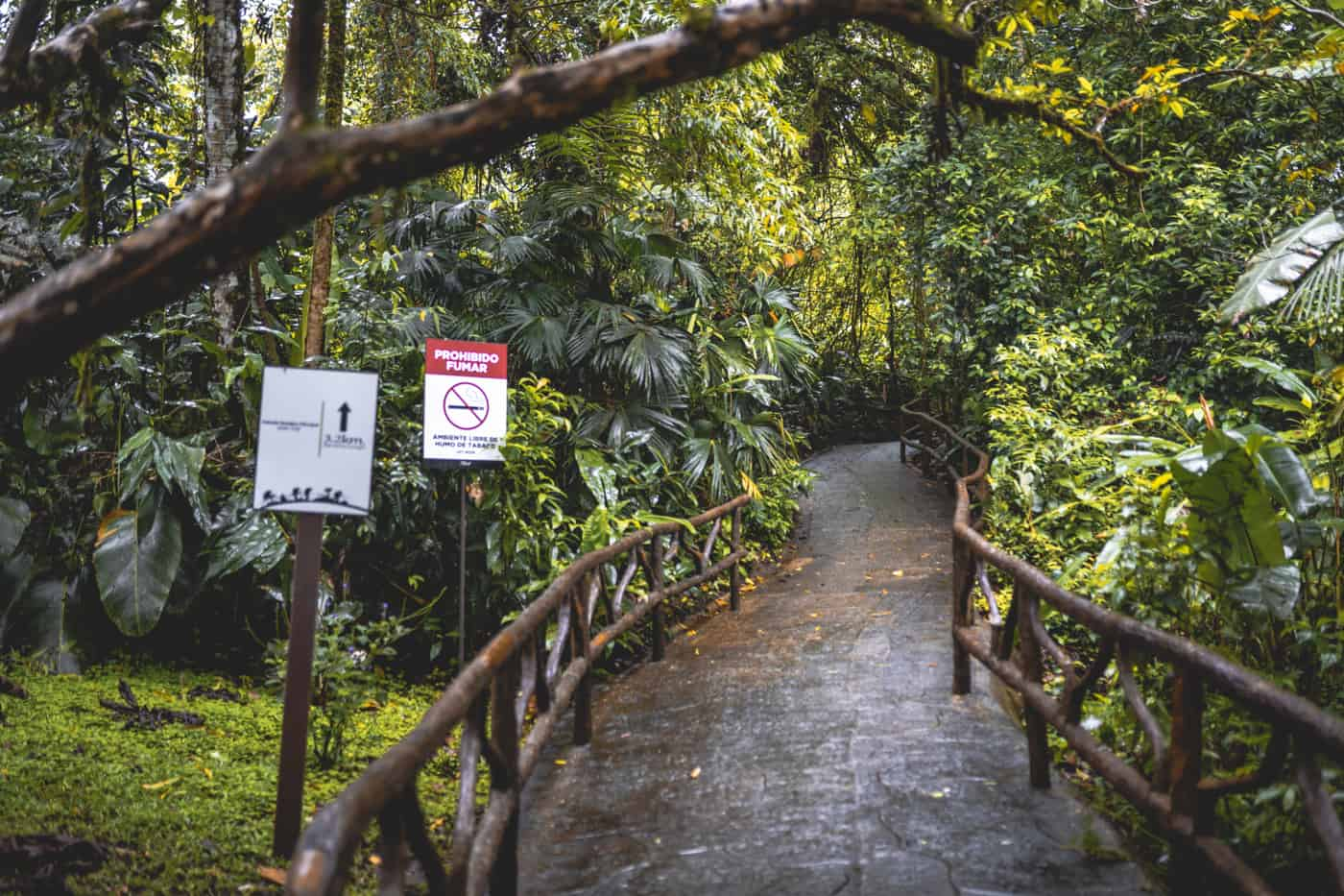 Costa Rica, La Fortuna / Arenal Vulkan