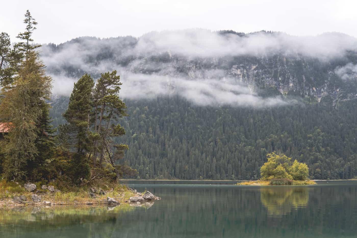 Lermoos - die schönsten Wanderungen & Ausflugsziele in der Zugspitz Region #4 - Eibsee