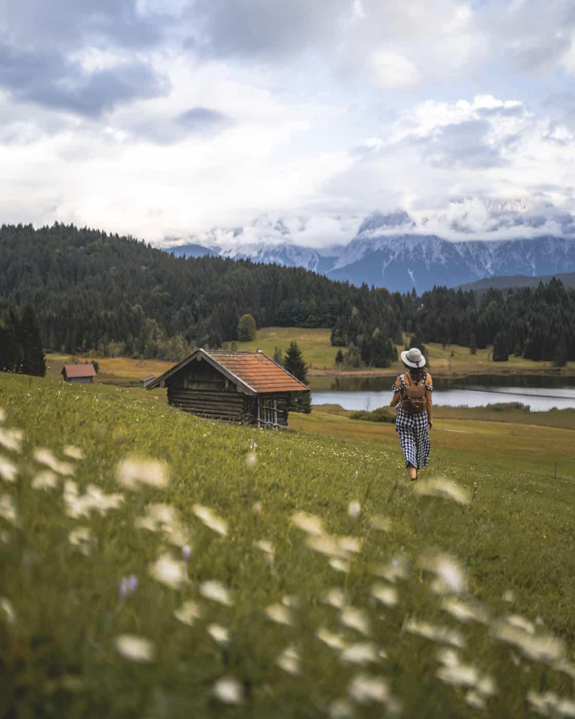 Lermoos - die schönsten Wanderungen & Ausflugsziele in der Zugspitz Region #7 - Geroldsee
