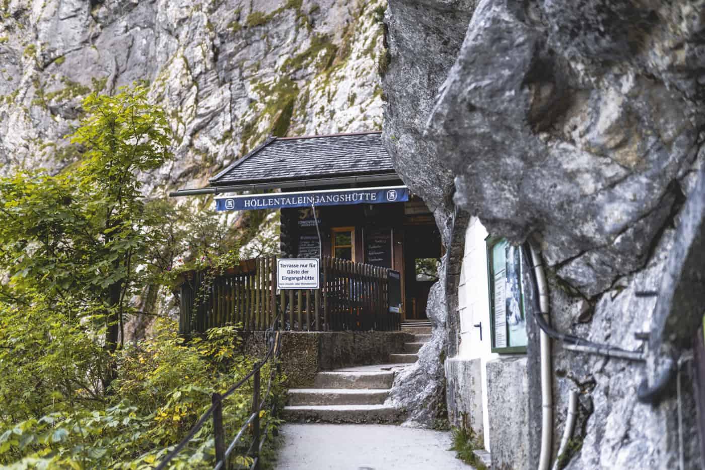 Lermoos - die schönsten Wanderungen & Ausflugsziele in der Zugspitz Region #2 - Höllentalklamm