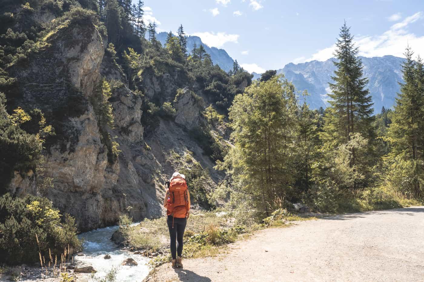 Lermoos - die schönsten Wanderungen & Ausflugsziele in der Zugspitz Region #5 - Partnachklamm