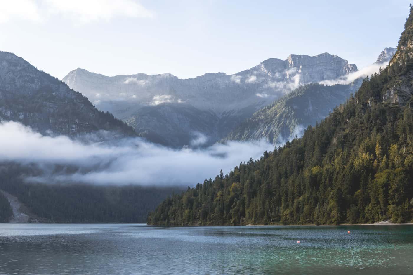 Lermoos - die schönsten Wanderungen & Ausflugsziele in der Zugspitz Region #2 - Plansee