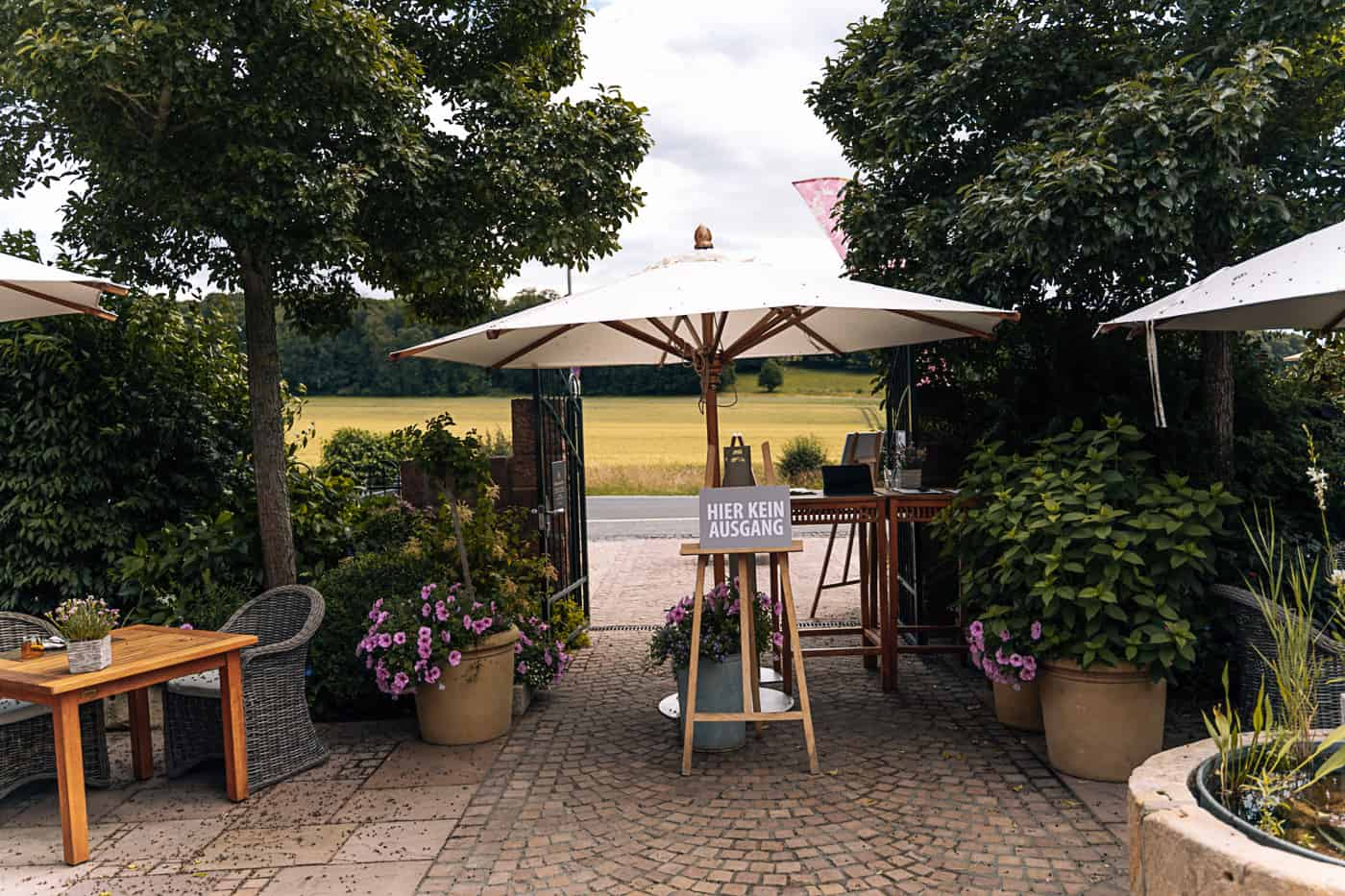 Wandern & Radfahren in Marburg - Ein Natur-Wochenende im Vila Vita Rosenpark
