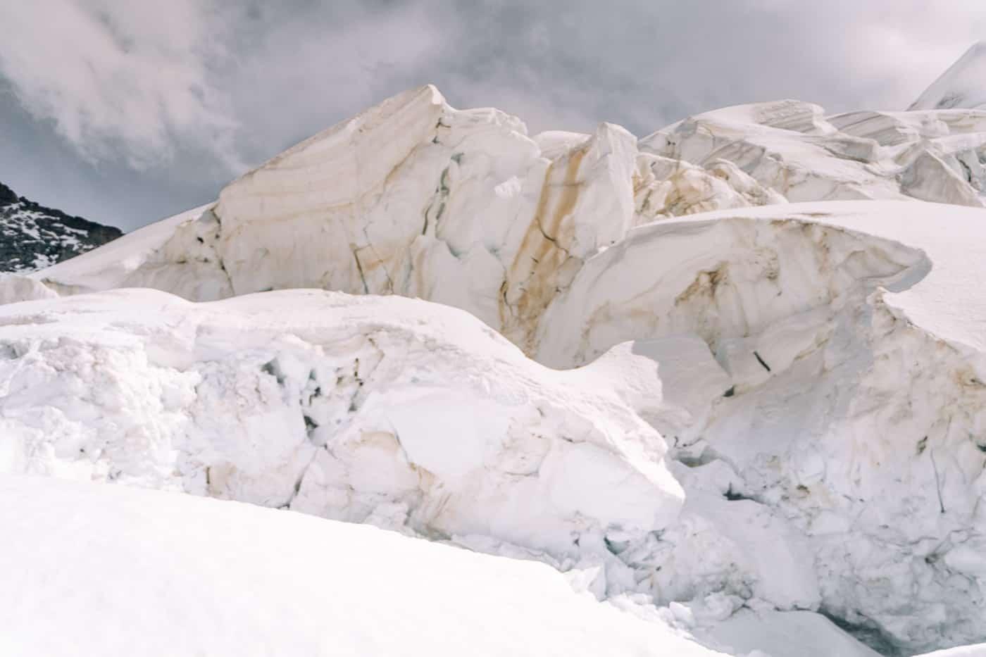 Wandern in Pontresina - 5 unvergessliche Bergtouren: Piz Bernina Hochtour
