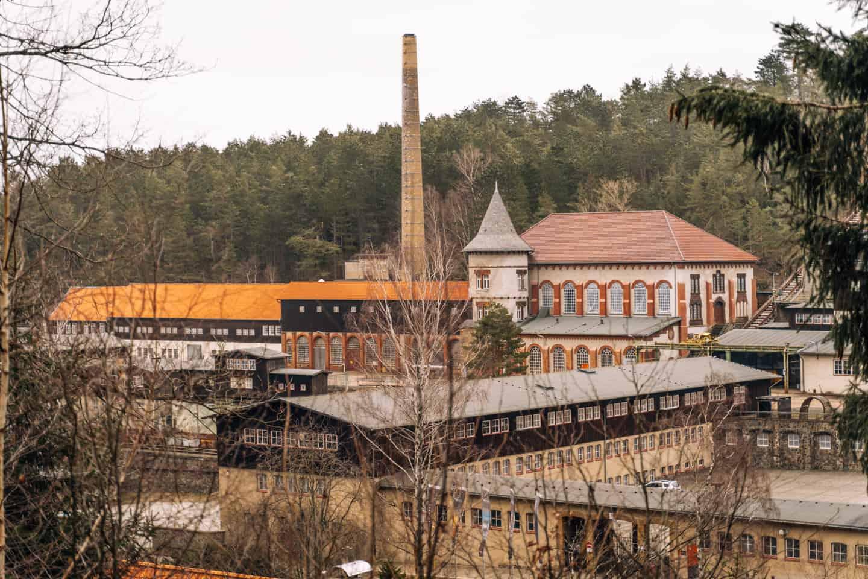 Wandern in Goslar - Goslarer Bergbaustieg