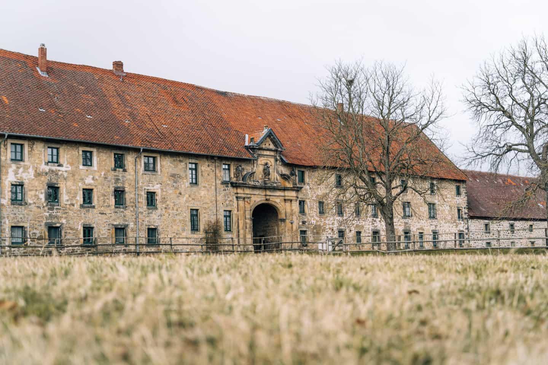 Wandern in Goslar - Kloster Riechenberg Granetalsperre Steinberg
