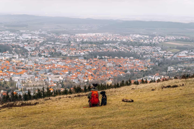 Wandern in Goslar - Rammelsberg und Giengelsberg