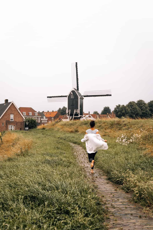 Rund um 's-Hertogenbosch - Camping im Herzen von Brabant: Heudsen