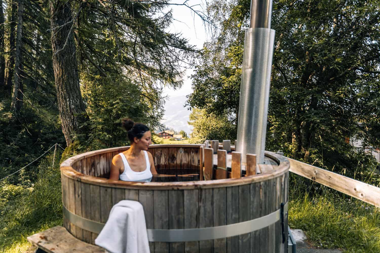 Viamala - Ein Wochenende Digital Detox im Schweizer Bergdorf Feldis: Berghotel Sterna