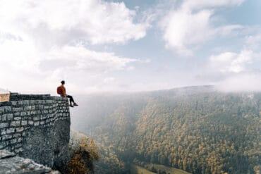 Wandern am Albtrauf – Meine Touren-Tipps für die Schwäbischen Alb: Albtraufgänger Wiesensteig