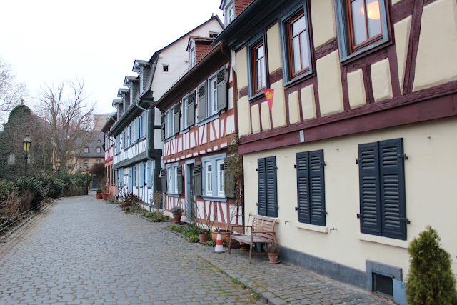 Hotel Frankfurt Hochst Altstadt